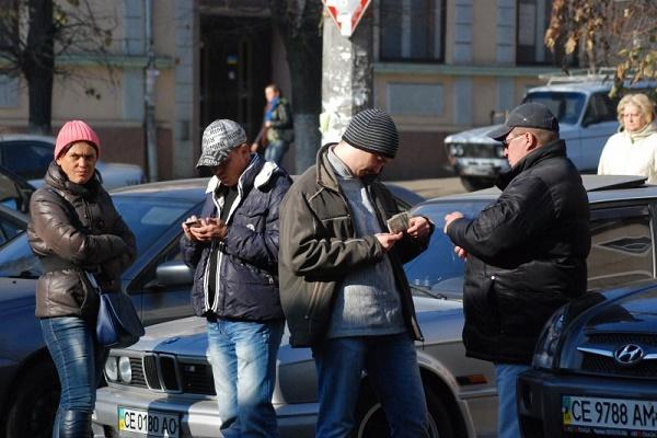 В Тернополі валютчики б'ють міліціянтів